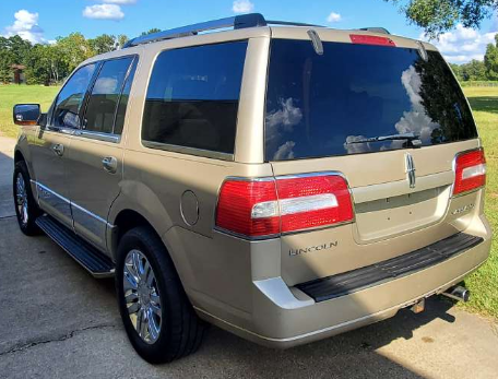 2008 LINCOLN NAVIGATOR BASE full